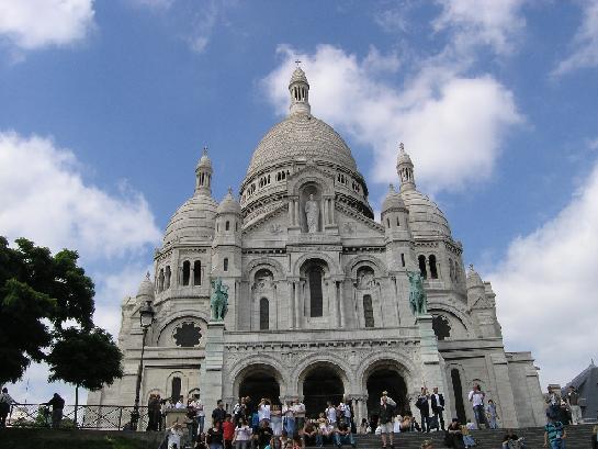 Sacre Coeur Church