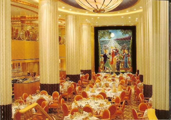 Formal Restaurant
